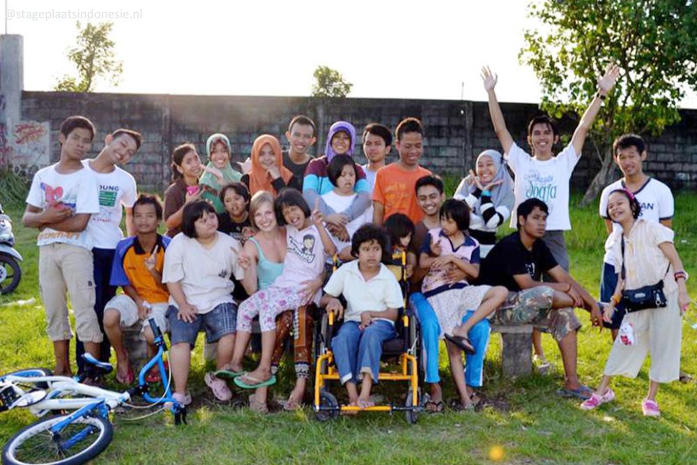 Stichting voor gehandicapten kinderen